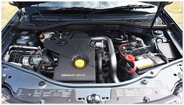 фото двигателя Дачия Дастер 2014