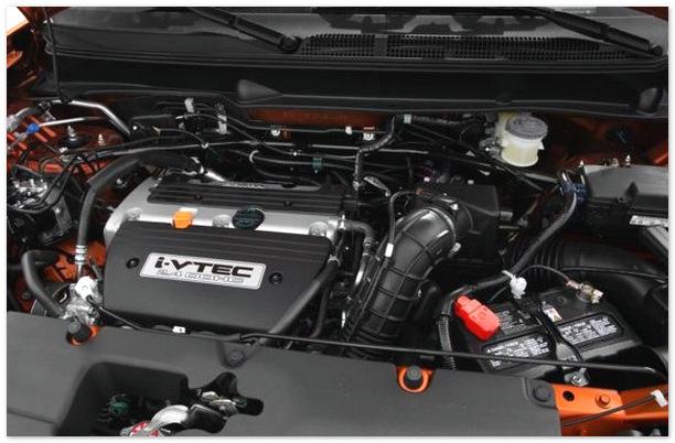 фото двигателя Honda Element
