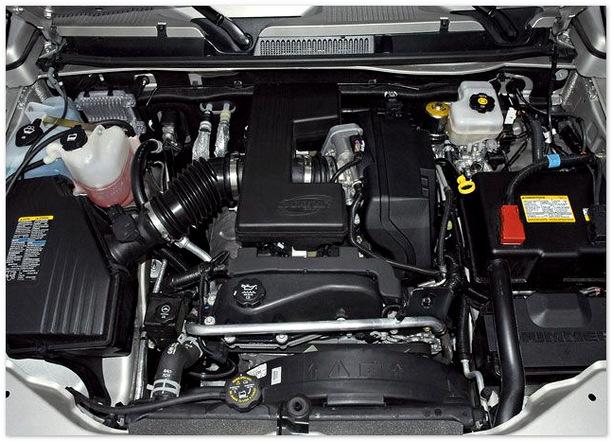фото двигателя Хаммер Н3