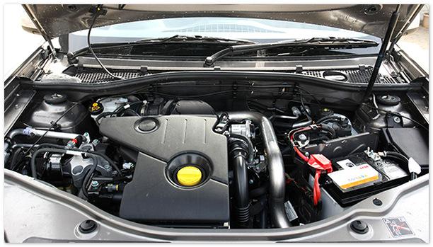 фото двигателя Nissan Terrano 2014