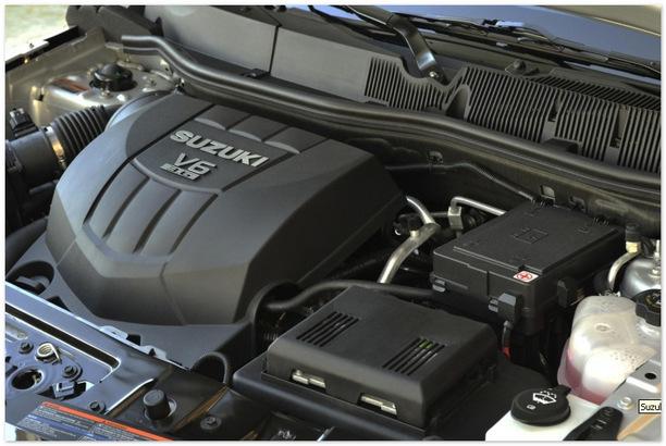 фото двигателя Сузуки XL7