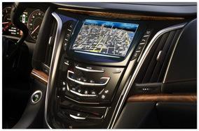 фото приборной панели Cadillac Escalade 2014