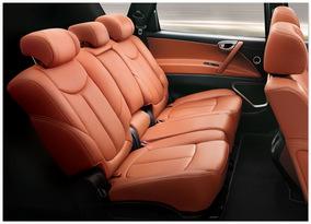 фото салона Luxgen7 SUV