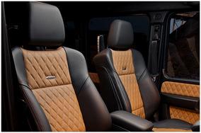 фото салона Mercedes-Benz G-Wagen 2014
