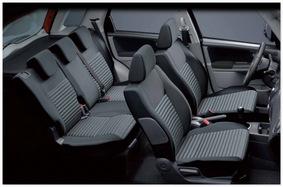 фото салона Suzuki SX4 2014