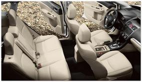 фото салона нового Subaru XV