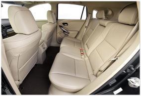 фото салона новой Acura RDX