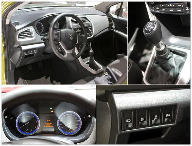 фото технологии Suzuki SX4