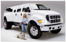 Ford F650 super duty