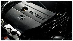 двигатель Mazda CX-7 2014