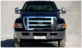 фото Ford F 650 (вид спереди)