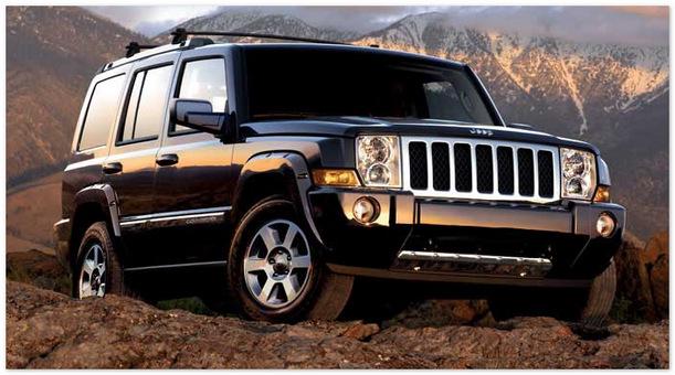 фото Jeep Commander
