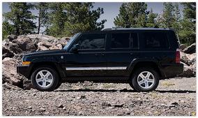 фото Jeep Commander(вид сбоку)