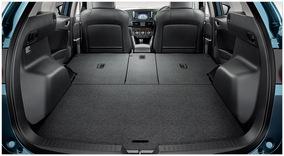 фото багажника Mazda CX-5 2014