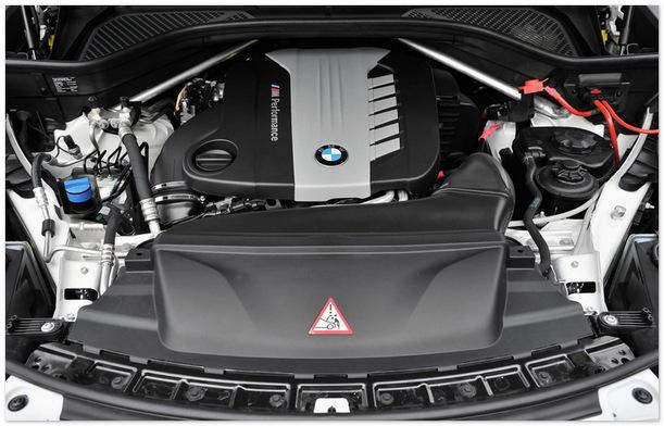 фото двигателя БМВ Х5М