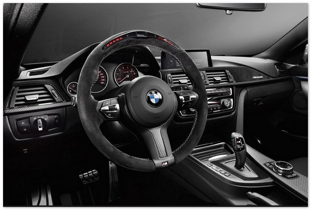 фото салона BMW X5M
