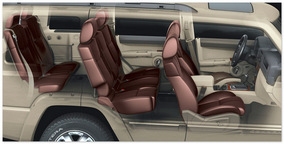 foto salona Jeep Commander