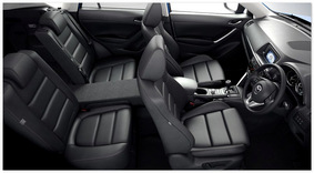 фото салона Mazda 2014
