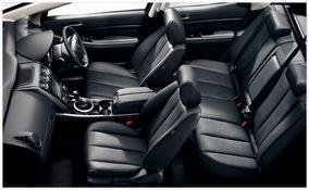 фото салона новой Mazda CX-7