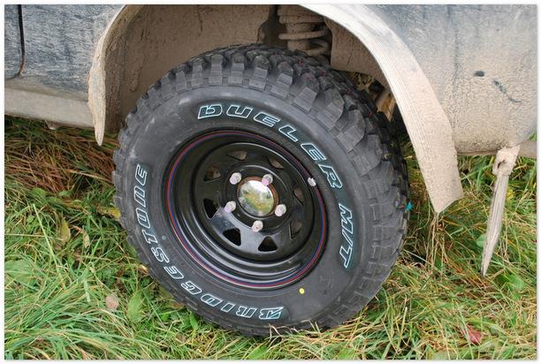 Bridgestone Dueler D673