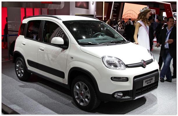 Fiat Panda 4*4