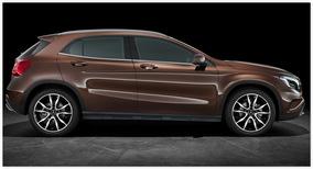 Mercedes GLA 2015 (вид сбоку)