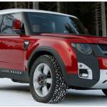 Мини кроссовер Land Rover