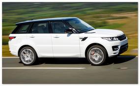 Range Rover Sport (вид сбоку)