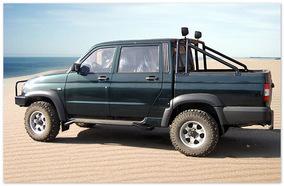 UAZ Pickup(вид сбоку)