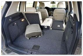багажник Volkswagen Tiguan