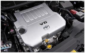 двигатель Тойота Венза