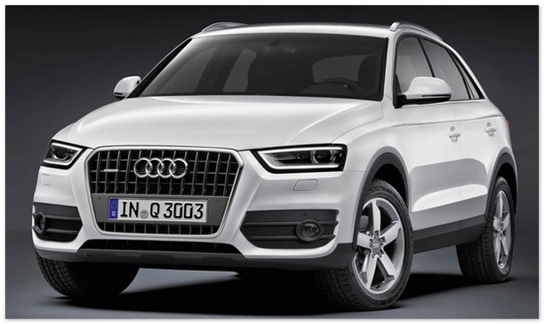 фото Audi Q3