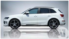 фото Audi Q5 (вид сбоку)