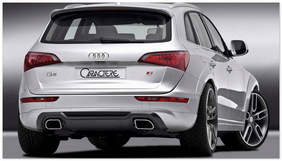 фото Audi Q5 (вид сзади)