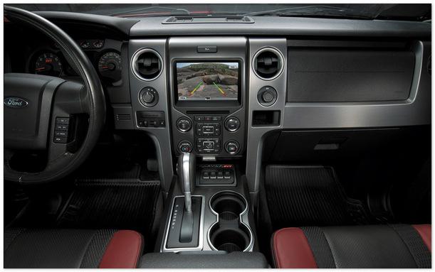 фото салона Форд Ф-150 Свт