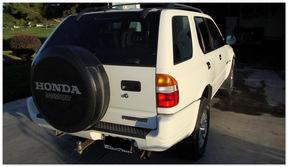 Хонда Пасспорт (вид сзади)