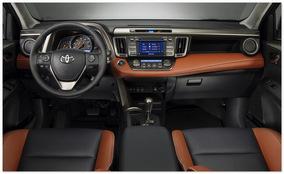 салона Toyota RAV4