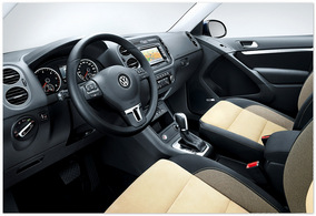 салон Volkswagen Tiguan