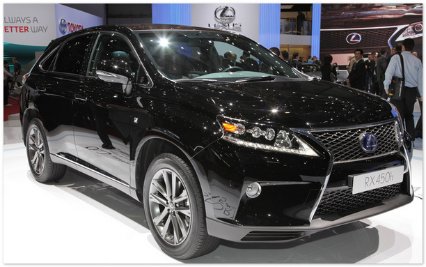 Lexus RX450