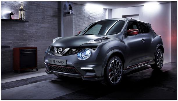 Nissan Juke 2015 Nismo