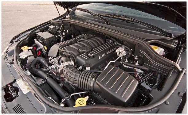 двигатель 6.4 Jeep Grand Cherokee 2015