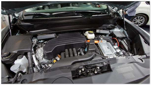 фото двигателя Инфинити QX60