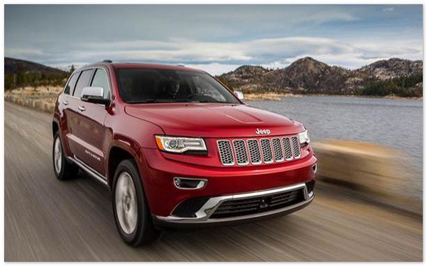 новый Jeep Grand Чероки 2015