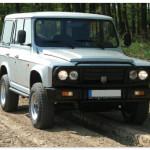 Румынский джип