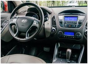 салон нового Hyundai ix35 2015