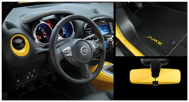 техника Nissan Juke 2015