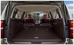 багажник Chevrolet Tahoe 2015