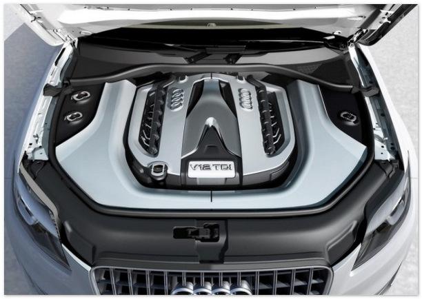 двигатель Ауди Ку 7 2015