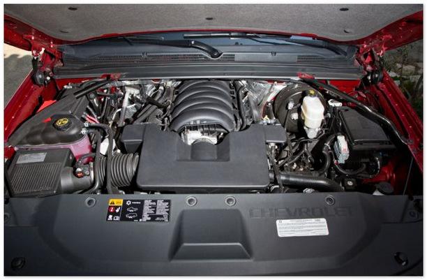 двигатель Шевроле Тахо 2015