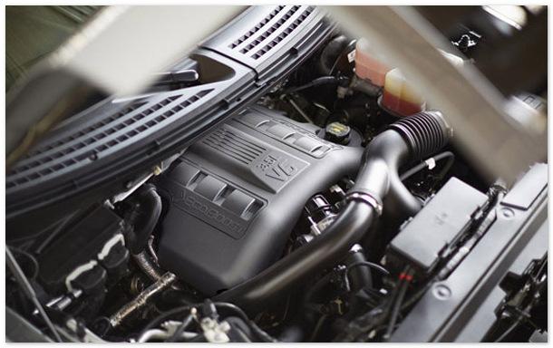 двигатель Ford Explorer 2015